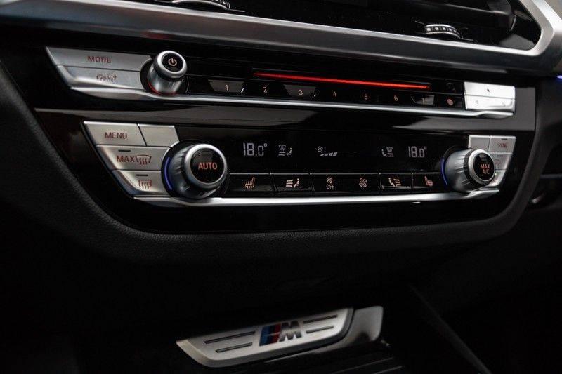 "BMW X3 M40i xDrive 340pk Panoramadak VirtualCockpit ShadowLine Sportleder+Memory Head-Up ACC Harman/Kardon AmbientLight Keyless 20"" 360Camera ParkAssist Pdc afbeelding 24"