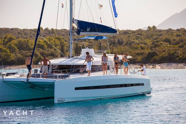 Find the best Hvar beach with yacht hire in Croatia