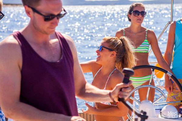Why a Sailing Holiday Is the Perfect Getaway
