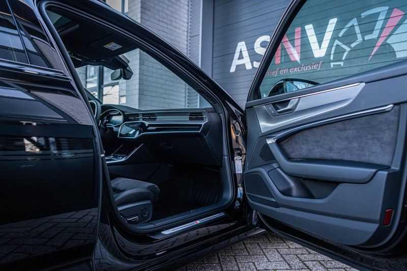 Audi S6 Avant 3.0 TDI Quattro, 350 PK, Luchtvering, S/Supersportstoelen, Luchtvering, Pano/Dak, Top View, B&O, Matrix LED, 2019!! afbeelding 5
