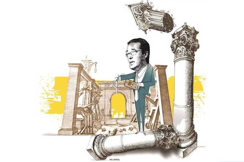 Deltan idealizou monumento à Lava Jato, mas Moro previu crítica à 'soberba'