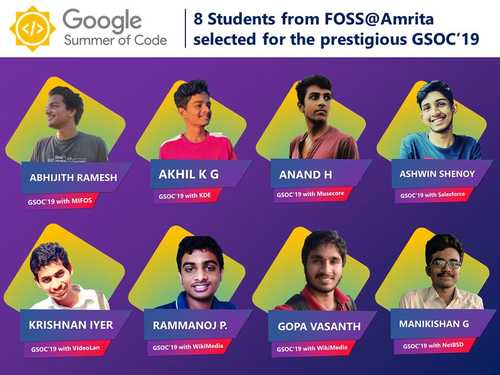 14-students-from-amrita-amritapuri-selected-for-gsoc-2019's image