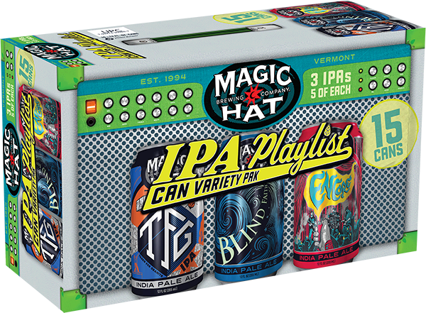 IPA Playlist Variety Pak Cans
