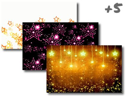 Stars theme pack