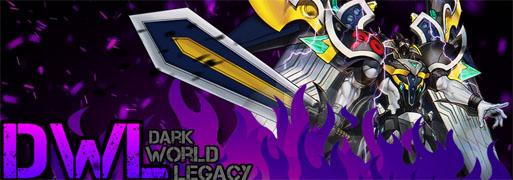 Dark World Legacy Tournament #13 | YuGiOh! Duel Links Meta