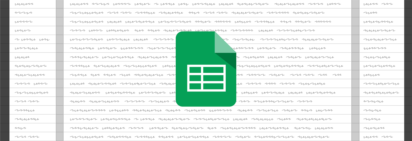 The Power of Google Sheets