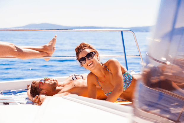 Could A Sailing Vacation Actually Boost Your Productivity?