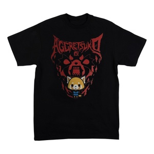 Aggretsuko Rage Short-Sleeve T-Shirt