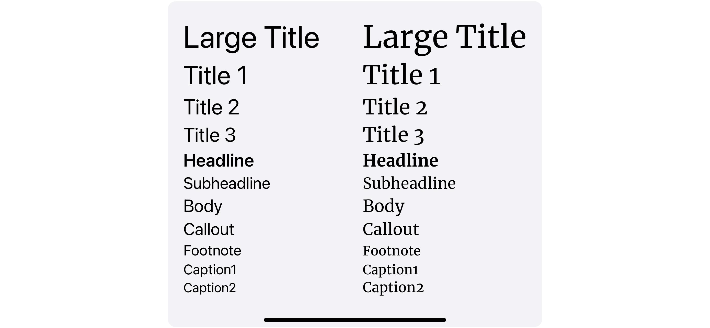 Extra extra extra large text size