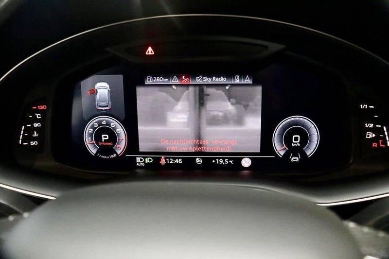 Audi Q8 55 TFSI Quattro Pro Line S High End B&O PANO  VOL BLACK afbeelding 15
