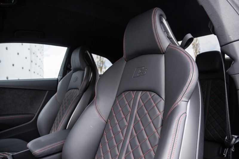 Audi A5 Coupé 45 TFSI quattro S edition Edition One   2 x S-Line   Navigatie   360 Camera  Head-Up Display   Leder/carbon interieur   Matrix LED   S-Sportstoelen   Garantie tot 10-2025* afbeelding 22