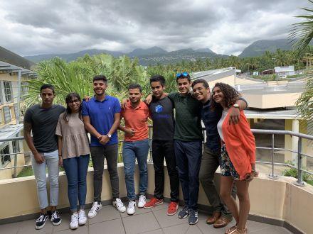 Les étudiants de EGC La Reunion se challengent grace au business game GEOSTRAT