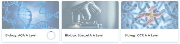 Biology A Level Revision Course
