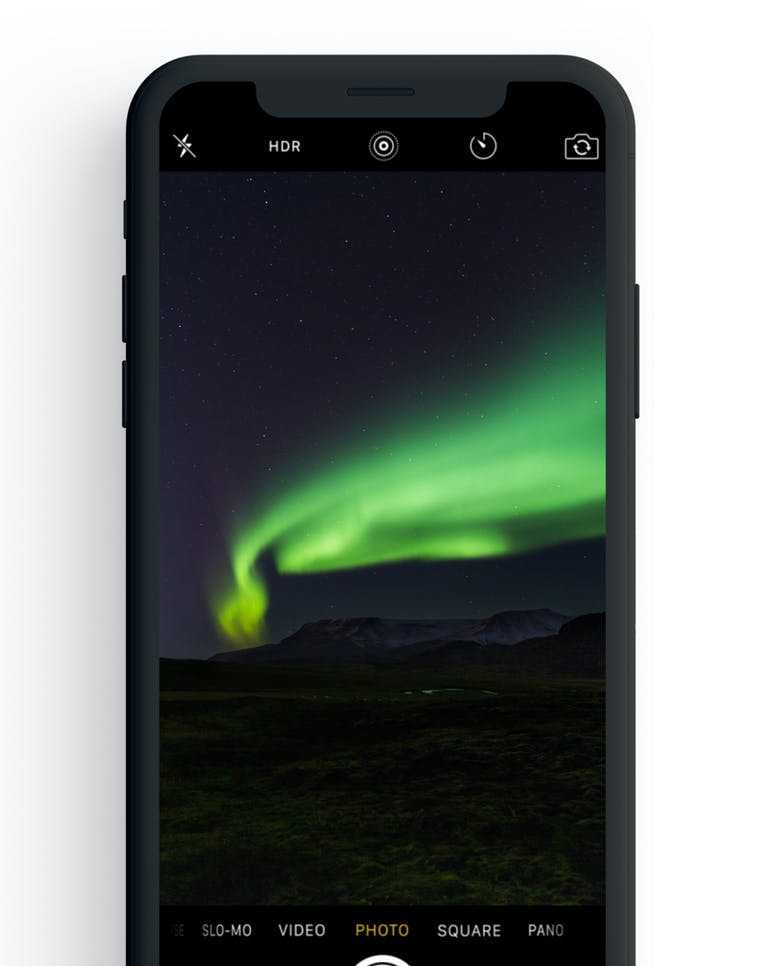 How to Take Pictures of the Northern Lights with a Smartphone