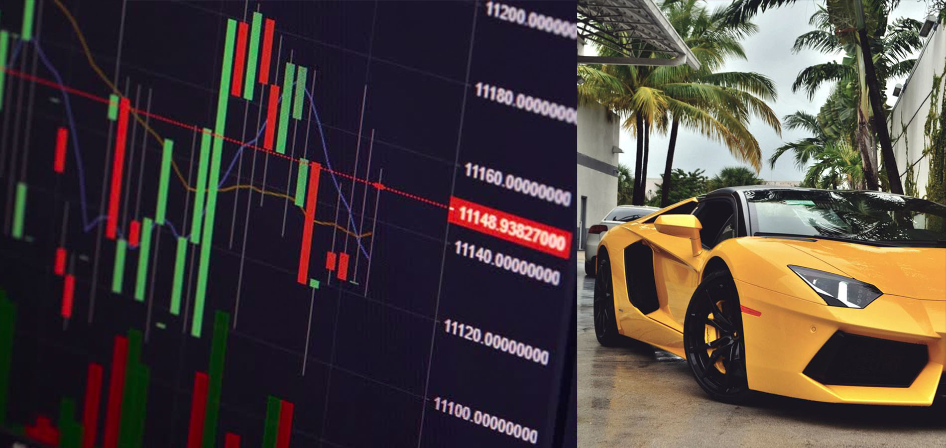Self-made millionaire Rob Graham shares his Bitcoin trading strategy