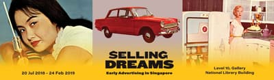 A title card labelled: Selling Dreams.