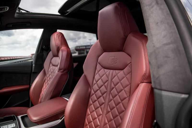 Audi Q8 4.0 TDI SQ8 quattro | 435PK | Sportdifferentieel | B&O | Alcantara hemel | Assistentiepakket Tour & City | Vierwielbesturing afbeelding 19