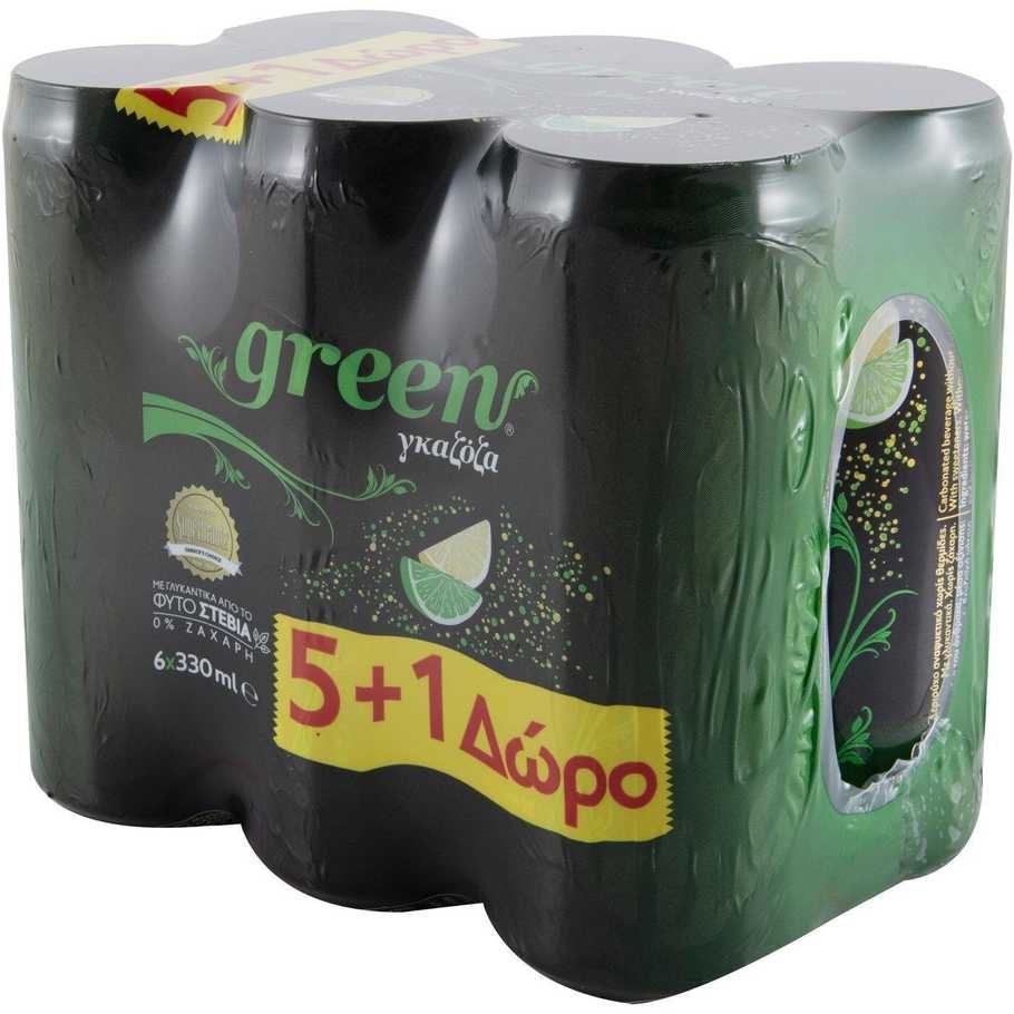 green-gazosa-with-stevia-6x330ml-green-cola-hellas