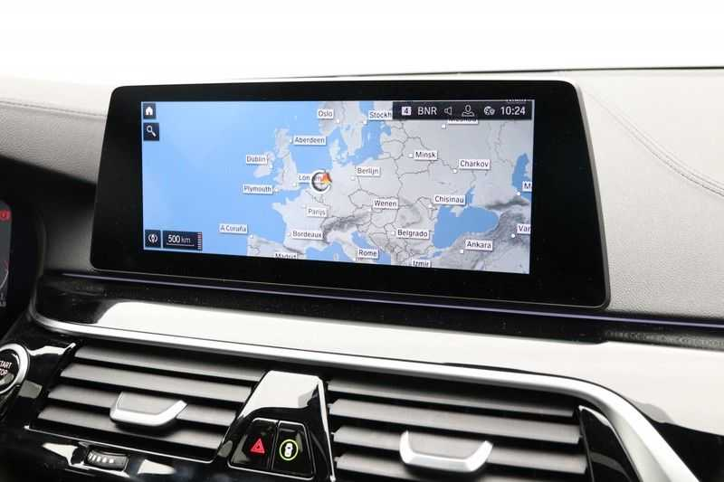 BMW 5 Serie 520i High Exe Luxury Line afbeelding 22