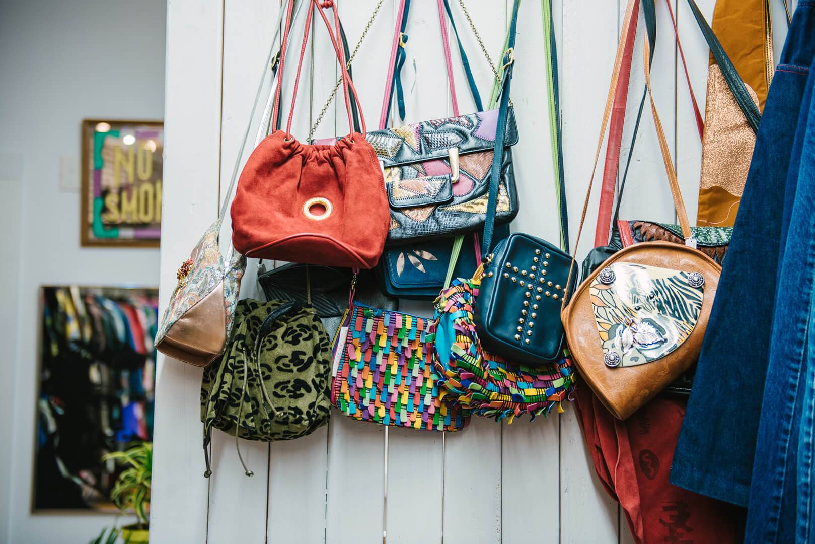 Vintage on First Hoboken Purses