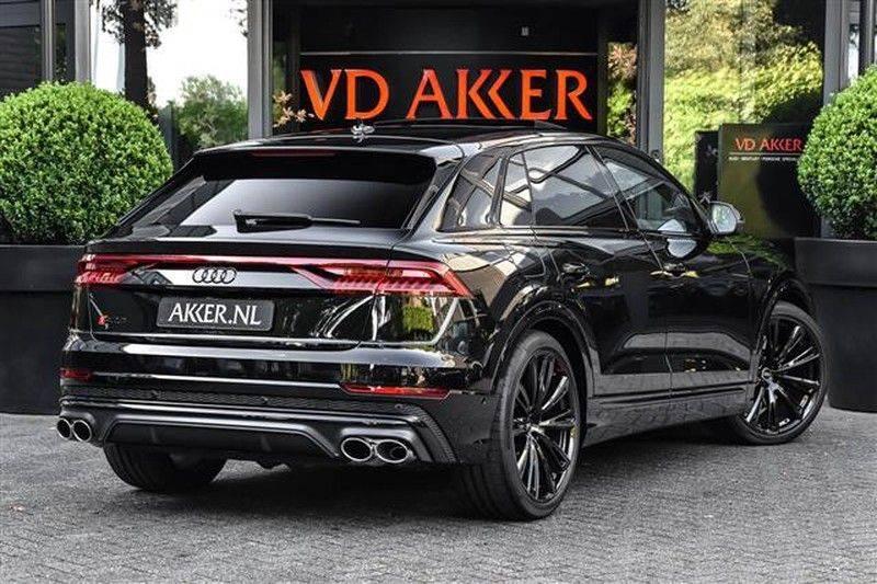 Audi SQ8 4.0 TFSI NP.207K 23INCH+PANO.DAK+360CAM+HEADUP afbeelding 2