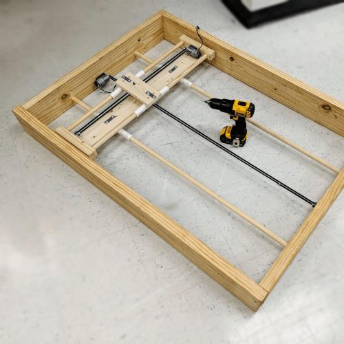 XY Art Table