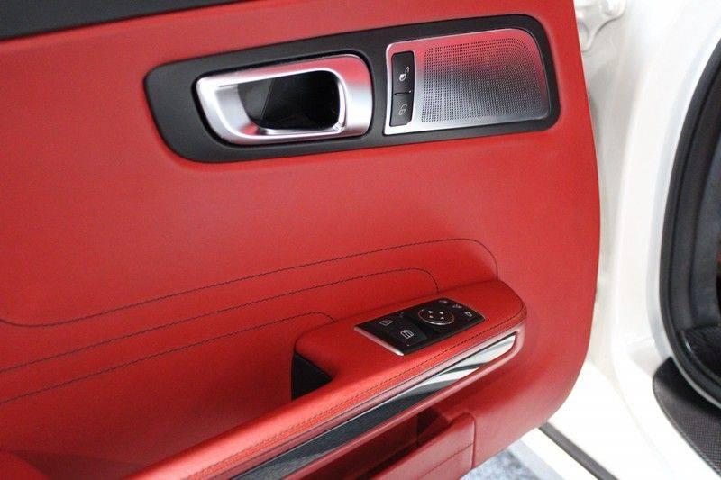 Mercedes-Benz SLS Roadster 6.3 AMG Carbon in/exterieur, B&O afbeelding 14