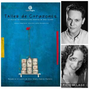 """Imagen de Entrevista """"Taller de Corazones"""" con Josep Ferré y Georgina Cort"""