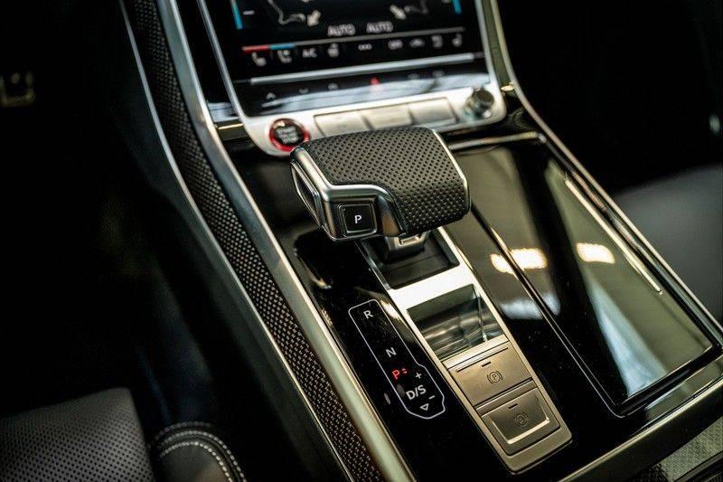 Audi SQ8 4.0 TFSI quattro | Bang & Olufsen | HUD | Leder valcona met ruit | Stoel massage | Alcantara | Nachtzicht | PANO | afbeelding 23
