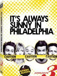 cover It's Always Sunny in Philadelphia - S3