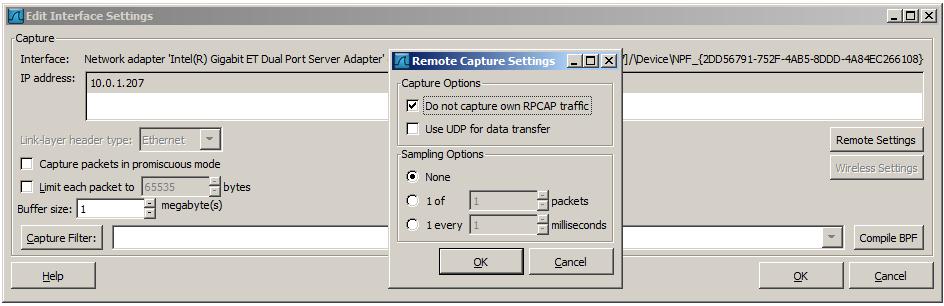 Capture de paquets - Analyse et capture de paquets (Wireshark)