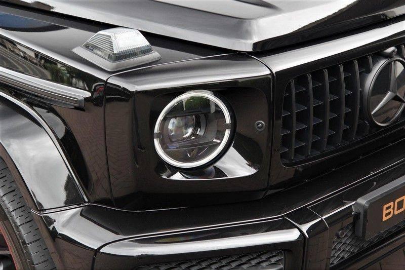 Mercedes-Benz G-Klasse 63 AMG Edition 1 BURMESTER+STANDKACHEL+360GRADEN afbeelding 15