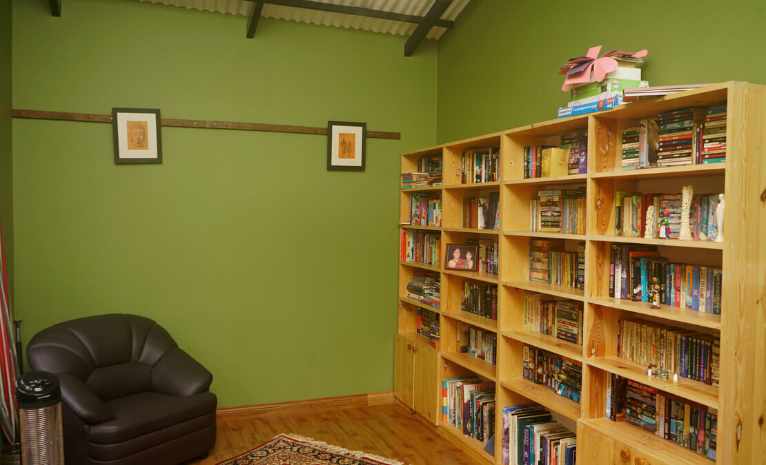 House in Sua Serenitea Malhar Study room
