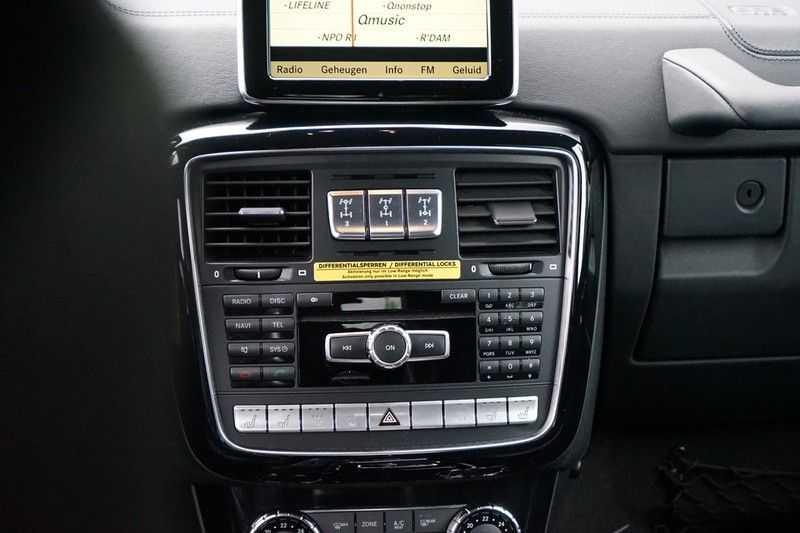 Mercedes-Benz G-Klasse 65 AMG DESIGNO MAGNO NIGHT BLACK afbeelding 17