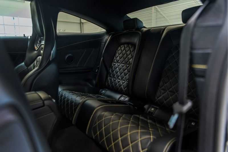 Mercedes-Benz C-Klasse Coupé 63 S AMG Edition 1 Yellow   Keramiek   HUD afbeelding 15