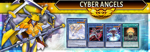 Cyber Angel Breakdown | YuGiOh! Duel Links Meta