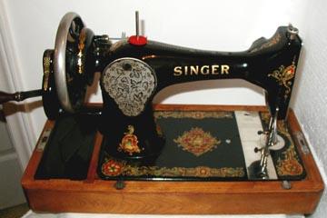 Singer 128-3