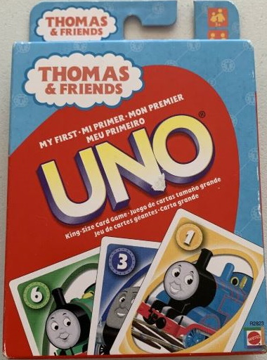 Thomas & Friends My First Uno