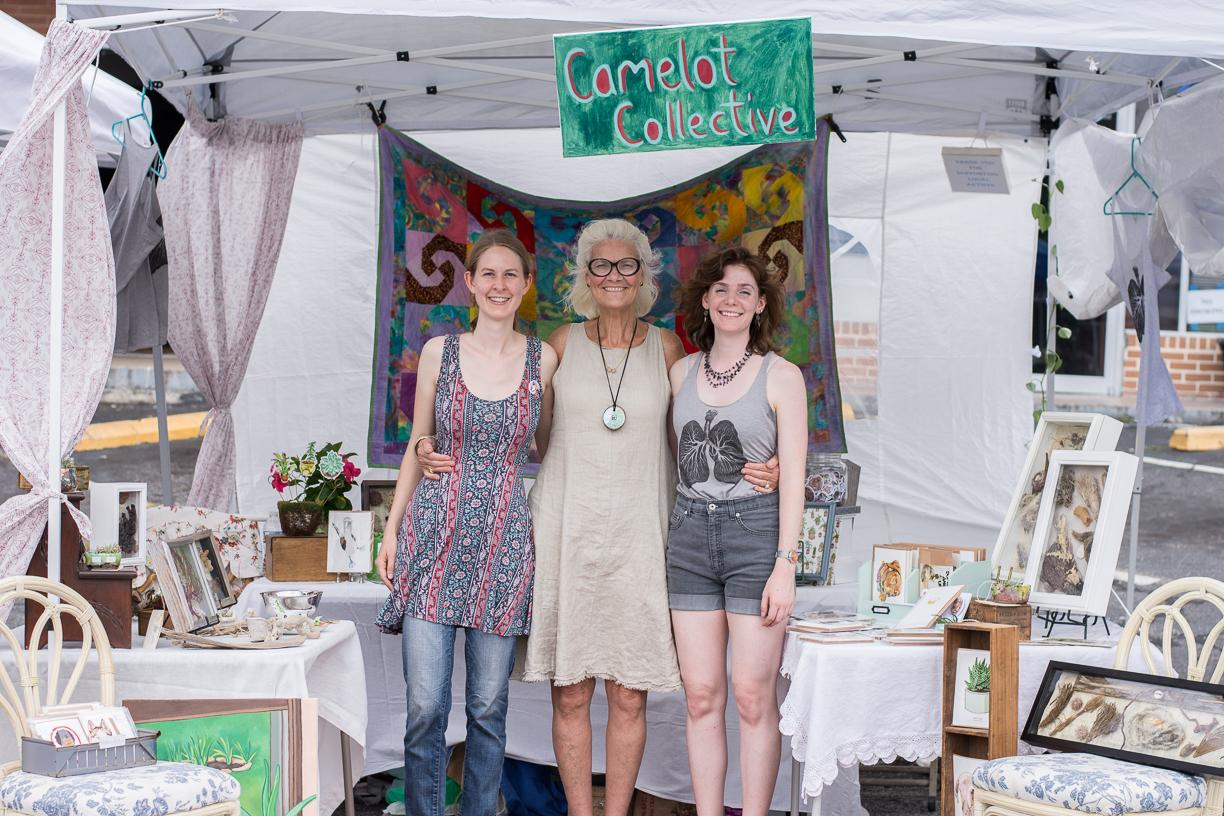 Camelot Collective at Clarkston Culture Fest