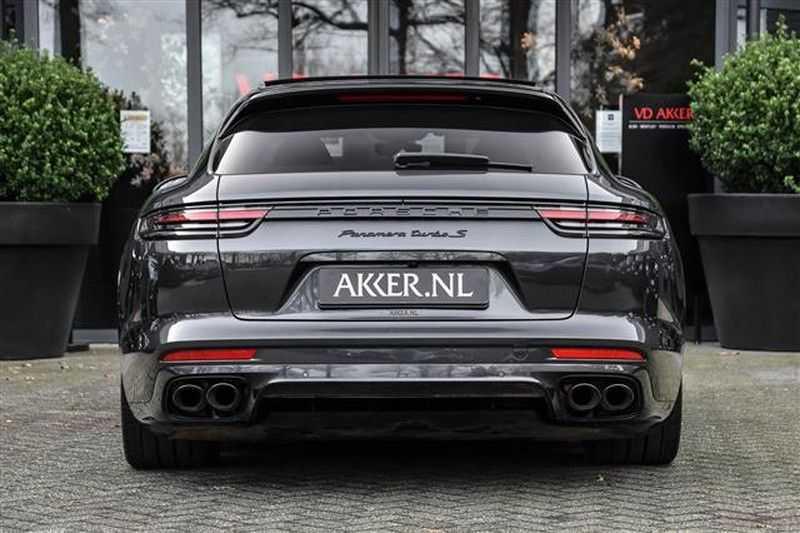 Porsche Panamera TURBO S E-HYBRID SPORT TURISMO SPORTDESIGN NP.237K afbeelding 23
