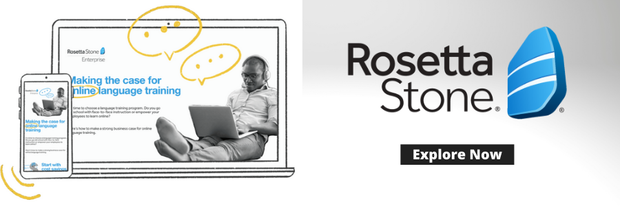 Rosetta Stone vs. Babbel - Explore Now