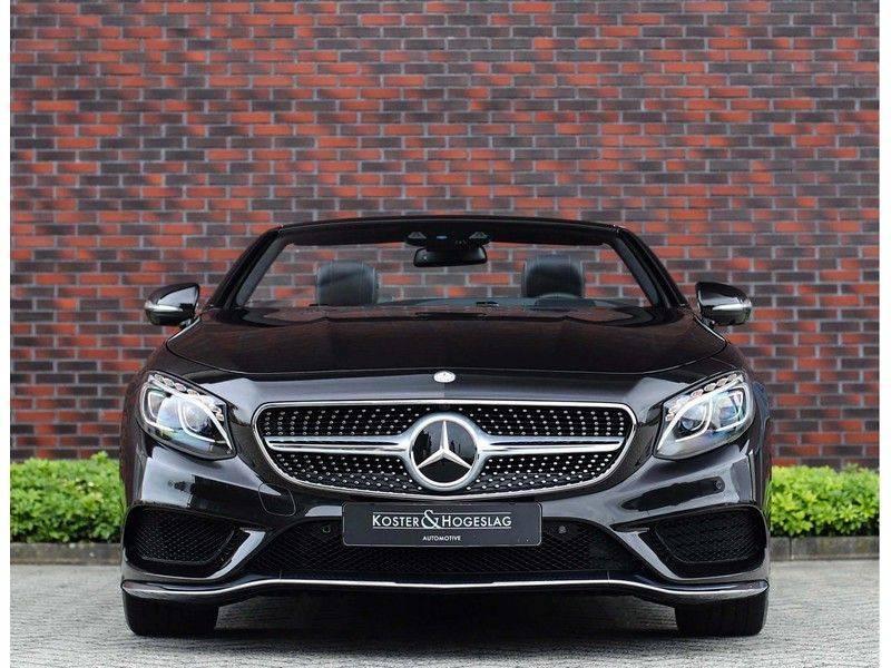 Mercedes-Benz S-Klasse Cabrio 500 *Designo*AMG*Airscarf*Full option* afbeelding 7
