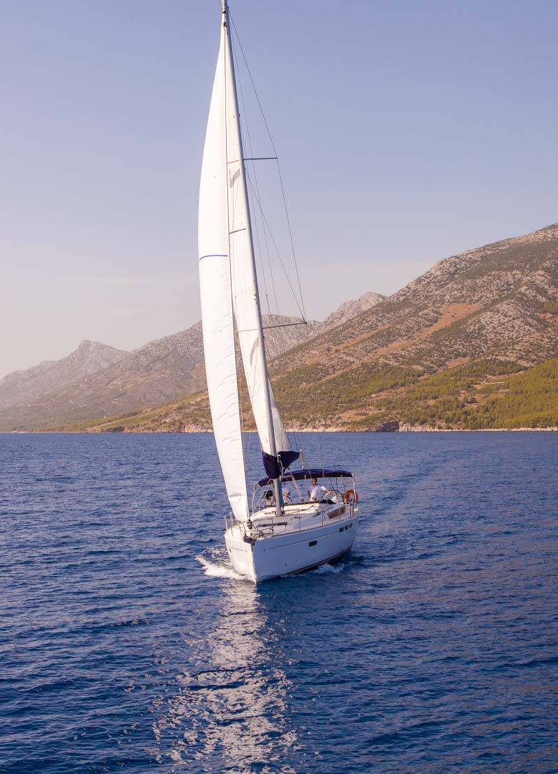 Hire a yacht in Croatia and explore the cultural heritage of Stari Grad