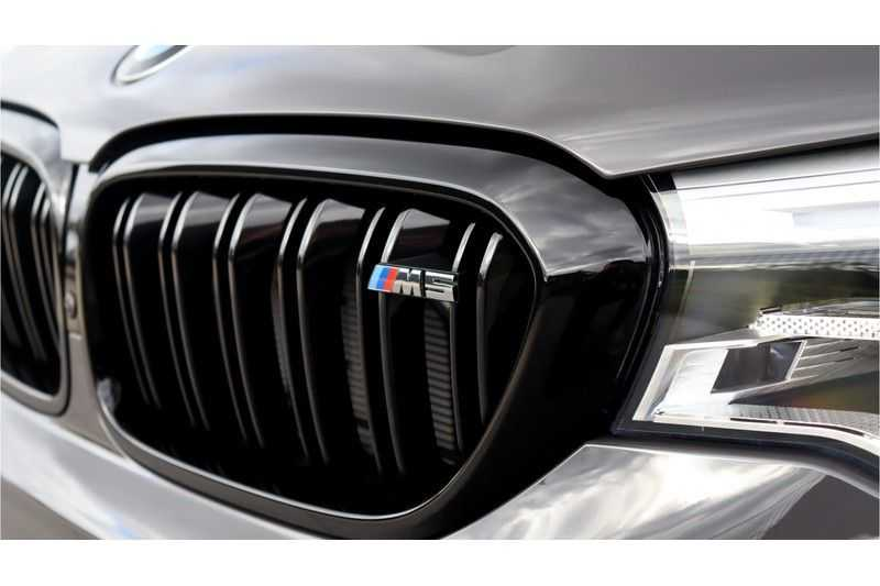 BMW 5 Serie M5 Competition Individual, Akrapovic, M Drivers Package afbeelding 7