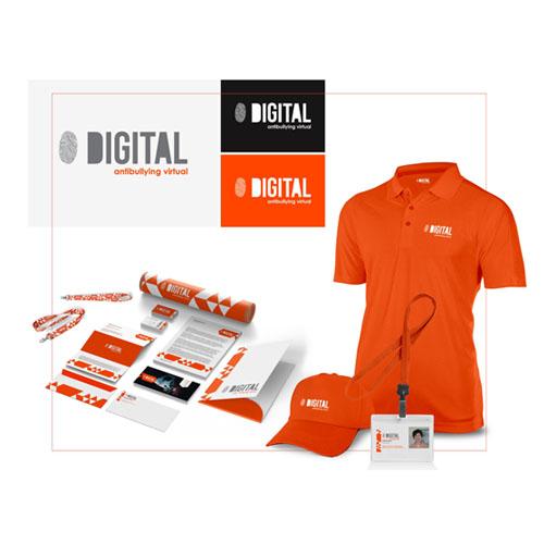 Branding Digital Antibullying Virtual