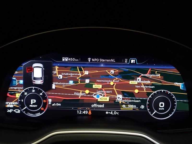 Audi Q7 3.0 TDI e-tron 374pk Quattro Sport S-Line Aut- Panodak, Bose, Leer, Camera, Virtual Cockpit afbeelding 8