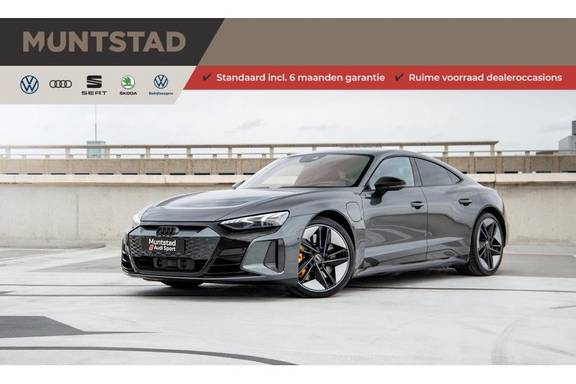 Audi e-tron GT RS EDITION ONE   646 PK   Matrix LED   360 Camera   Carbon   Head-Up   B&O Sound   Stoelventilatie/verwarming/massage  
