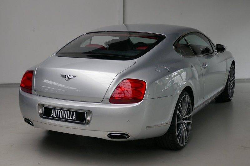 Bentley Continental GT 6.0 W12 Youngtimer afbeelding 5