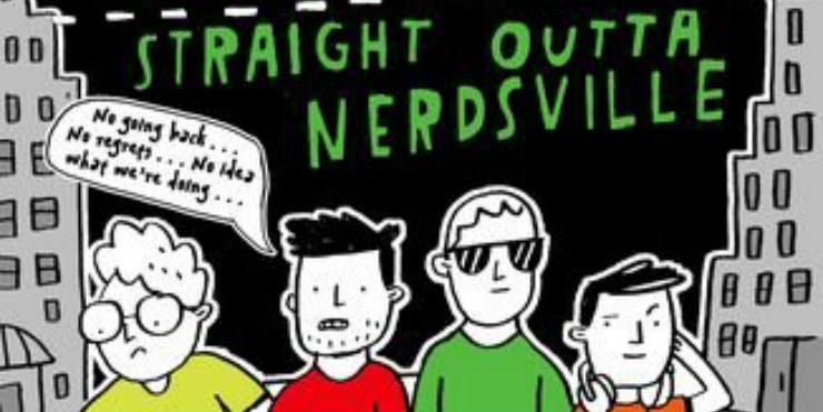 Straight Outta Nerdsville