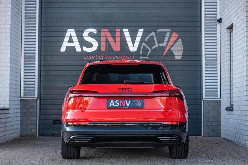 Audi e-tron 55 Quattro Advanced Exterieur, 408 PK, 4% bijtelling, Head/Up display, Pano/Dak, Night/Vision, S-line interieur, 15DKM afbeelding 23